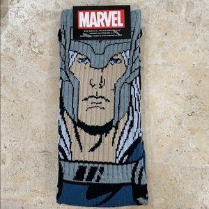 COPY - NWT Marvel socks Thor size 6-12
